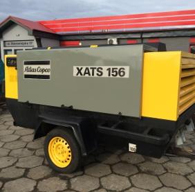 Kompresor Atlas Copco XATS 156