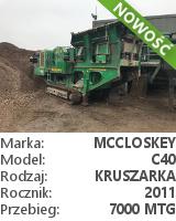 McCloskey C40