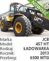 JCB 457 HT Super High Lift