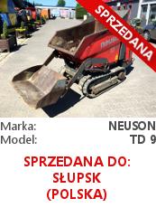 Neuson TD 9