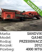 Sandvik QA340