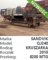 Sandvik QJ240