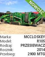 McCloskey R105