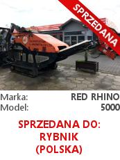 Red Rhino 5000
