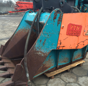 Crushing bucket VTN FB250