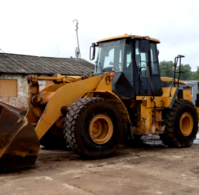 Cat 962G Series II
