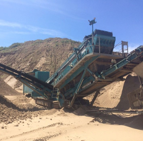 Powerscreen Chieftain 2100 (2008)
