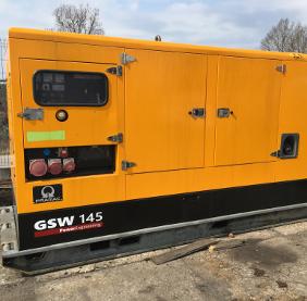 генератор Pramac GSW 145