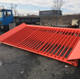 Tipping grid Terex Finlay 693, 694