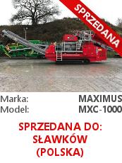 Maximus MXC-1000