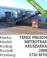 Terex Pegson Metrotrak