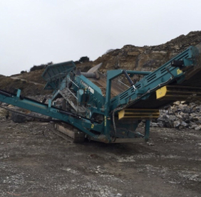 Powerscreen Warrior 1400