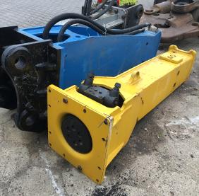 Młot wyburzeniowy hydrauliczny Italdem GK 1360