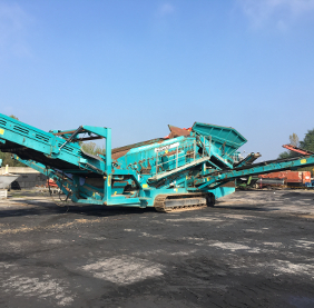 Powerscreen Warrior 1800