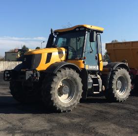 Трактор JCB Fastrac 3230 Plus
