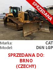 Spychacz Cat D6N LGP