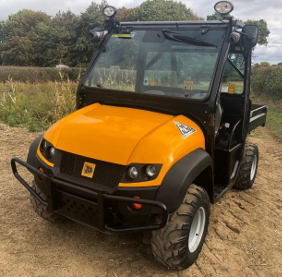 Utility vehicle JCB Workmax