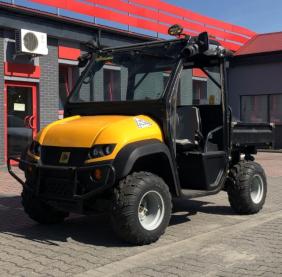 Pojazd użytkowy (UTV) JCB Workmax