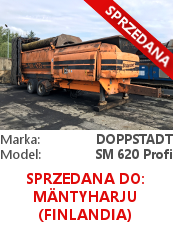 Doppstadt SM 620 Profi