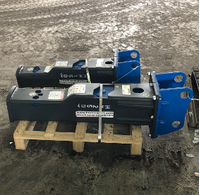 Hydraulic breaker Hammer HM250