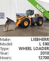 Liebherr L 580 2plus2