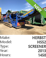 Screener Herbst HS52
