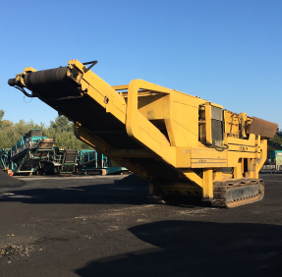 Extec Roll Crusher