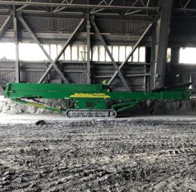 Stockpile conveyor McCloskey TS4065