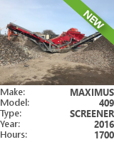 Screener Maximus 409