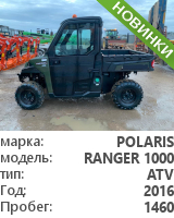 UTV ATV Polaris Ranger 1000