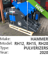 Pulverizers Hammer
