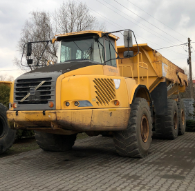 Articulated dump truck Terex TA30RS